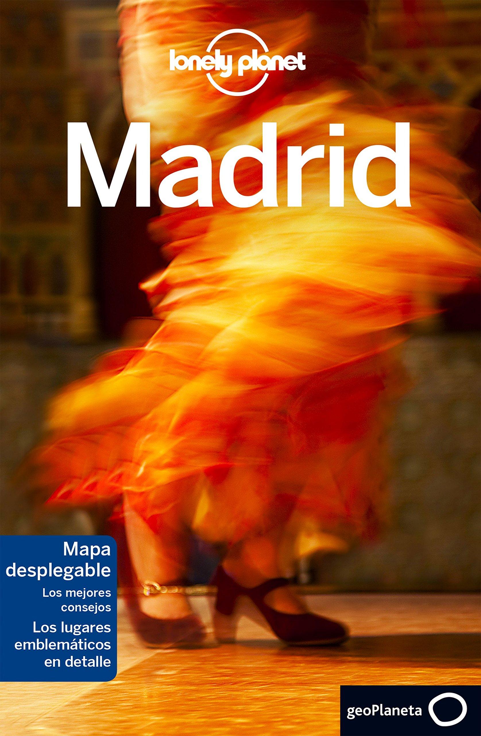 Madrid 6 (Guías de Ciudad Lonely Planet) Tapa blanda – 12 abr 2016 Anthony Ham Alberto Delgado Castro GeoPlaneta 8408148508