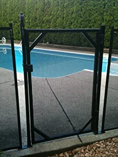 safety pool fence. Water Warden Self Closing Gate 5\u0027 Safety Pool Fence