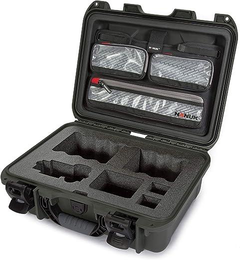 نانوك 920 حافظة صلبة مضادة للماء مع منظم غطاء لكاميرا سوني بحجم A7R 920-SON6