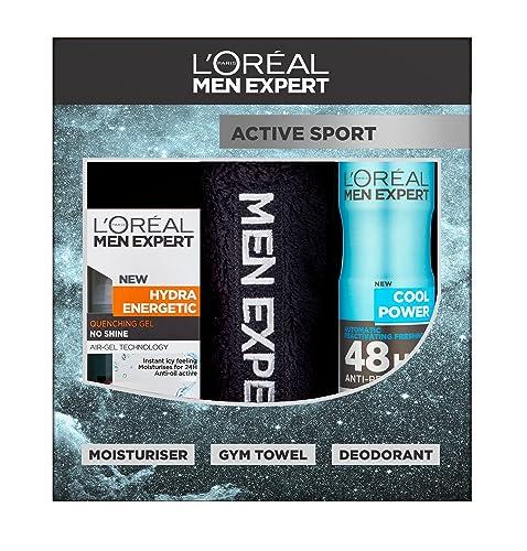 L'Oreal Men Expert Active Sport 3-Piece Gift Set