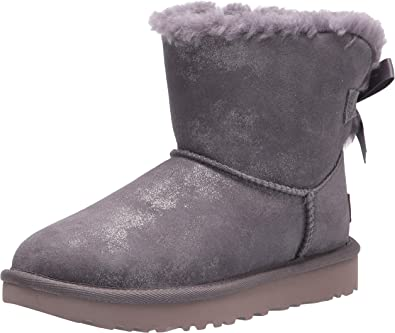 Mini Bailey Bow Ii Shimmer Ankle Boot