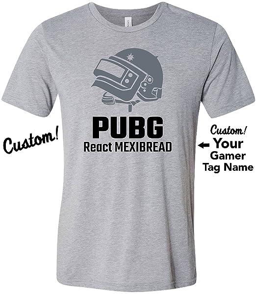 Pubg Custom Gamertag Tshirt Xs