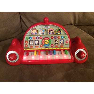 VTech Little Einsteins Play & Learn Rocket Piano: Toys & Games