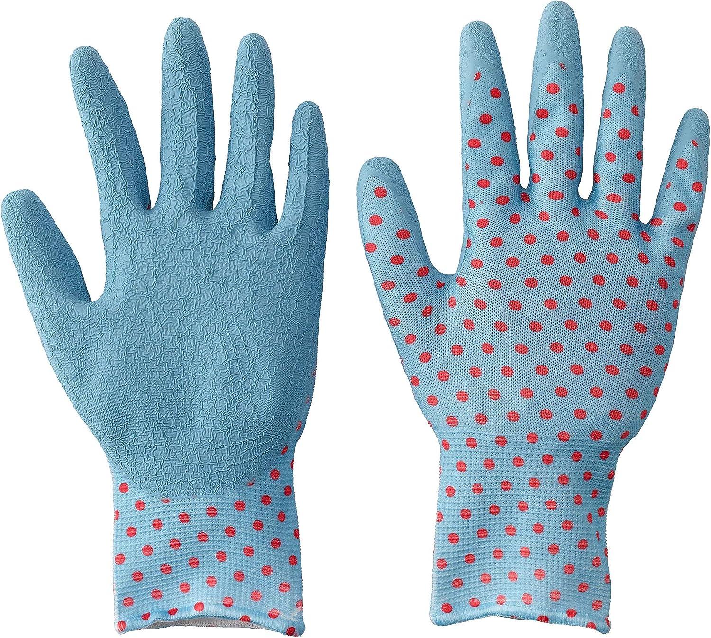 Ikea Kryddnejlika Gardening Gloves, Blue, Small/Medium: Amazon.co
