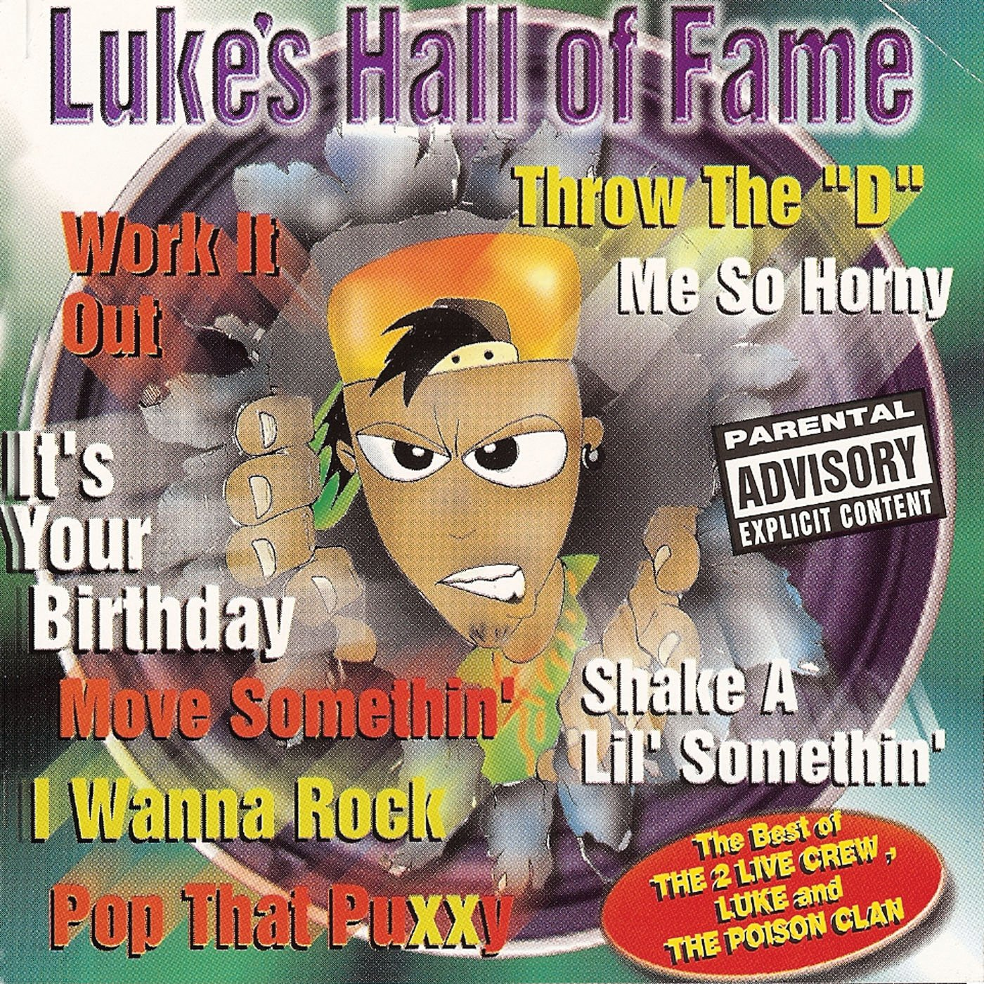 Luke's Hall Of Fame by Lil Joe