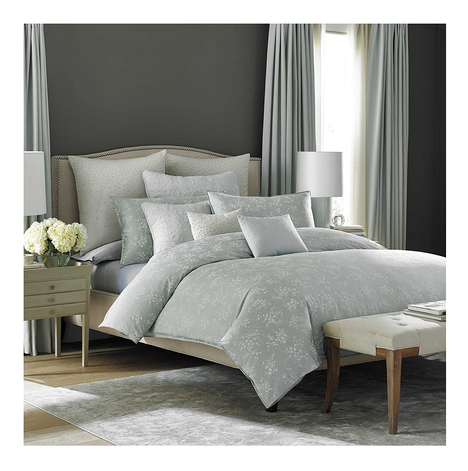 Barbara Barry Queen Size Pillow Sham from the Florette Bedding Collection