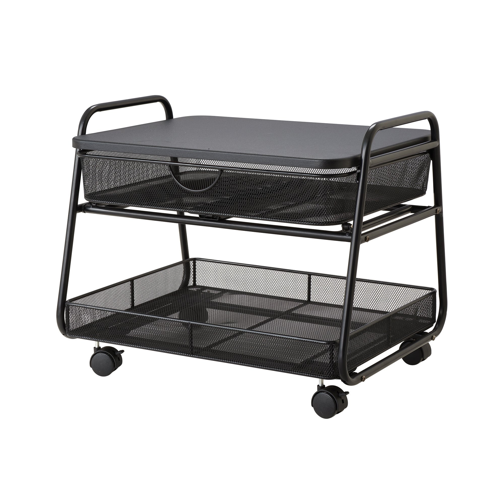 Safco Products Onyx Under-Desk Mobile Machine Stand by Safco Products
