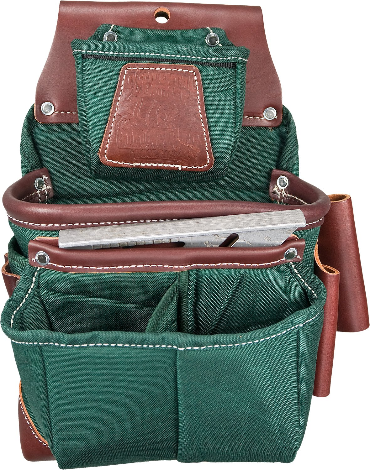 Occidental Leather 8583 Heritage FatLip Fastener Bag