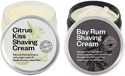 Executive Shaving Bay ron aromática crema de afeitado y ...