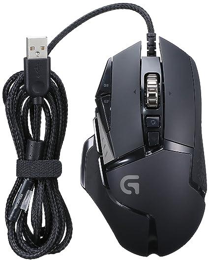 944850c4c73 Amazon.com: Logicool Logitech Gaming Mouse tunable G502 RGB: Office ...