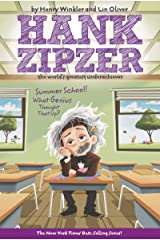 Summer School! What Genius Thought That Up? #8 (Hank Zipzer) Kindle Edition