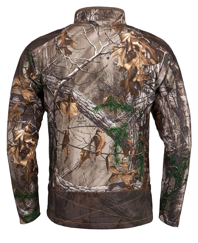 e28aaeae4bd44 Amazon.com: ScentLok Men's Full Season TAKTIX Hunting Jacket (Realtree  Original, X-Large): Home & Kitchen