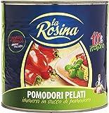La Rosina - Pomodori Pelati, Immersi In Succo Di Pomodoro - 2500 G