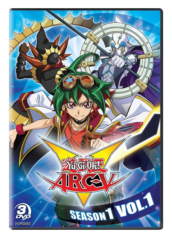 amazon com yu gi oh arc v season 1 volume 1 none movies u0026 tv