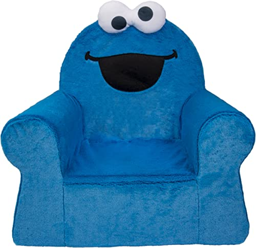 Marshmallow Furniture Comfy Foam Toddler Chair Kid s Furniture