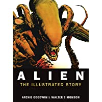 Alien: The Illustrated Story (Facsimile Cover Regular Edition)