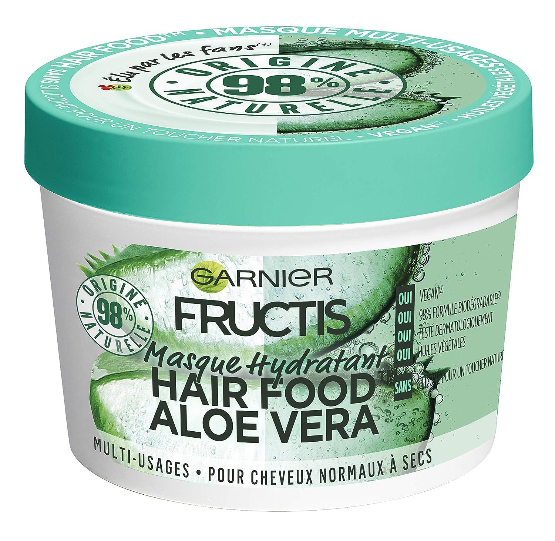 Garnier Fructis Hair Food Aloe Multi-Purpose Mask 390 ml - Pack of 3