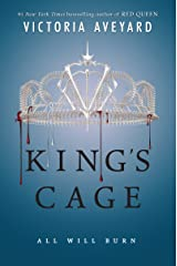 King's Cage (Red Queen Book 3) Kindle Edition