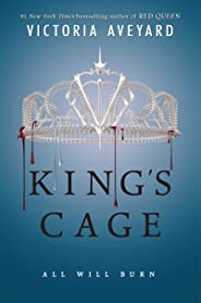 King's Cage (Red Queen Book 3) (English Edition)