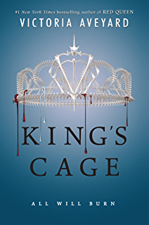 Amazon red queen ebook victoria aveyard kindle store kings cage red queen fandeluxe Choice Image