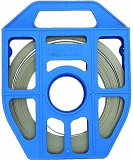 1//2 Width BAND-IT C25499 201//301 Stainless Steel Ear-Lokt Buckle 100 per Box 1//2 Width