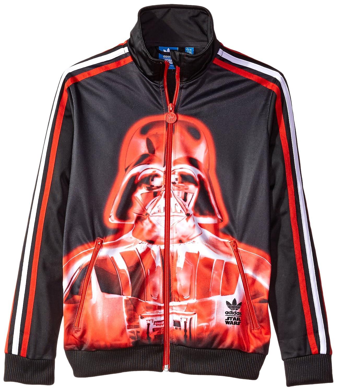 adidas Originals Boys Star Wars Darth Vader Firebird Track Top