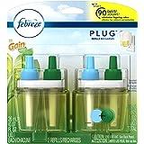 Febreze PLUG Air Freshener Refills with Gain Original (2 Count, 1.75 oz)