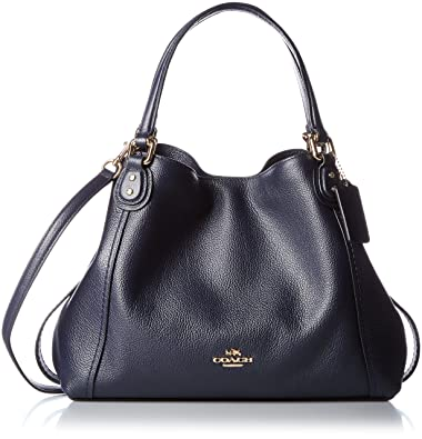 fast color info for bright n colour EDIE SHOULDER BAG 28, Navy