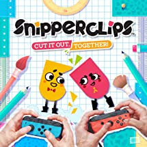 Snipperclips - Cut it out, together!  - Nintendo Switch [Digital Code]