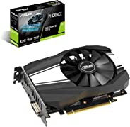 Asus PH-GTX1660TI-O6G Graphic Card GeForce, HDMI, DVI