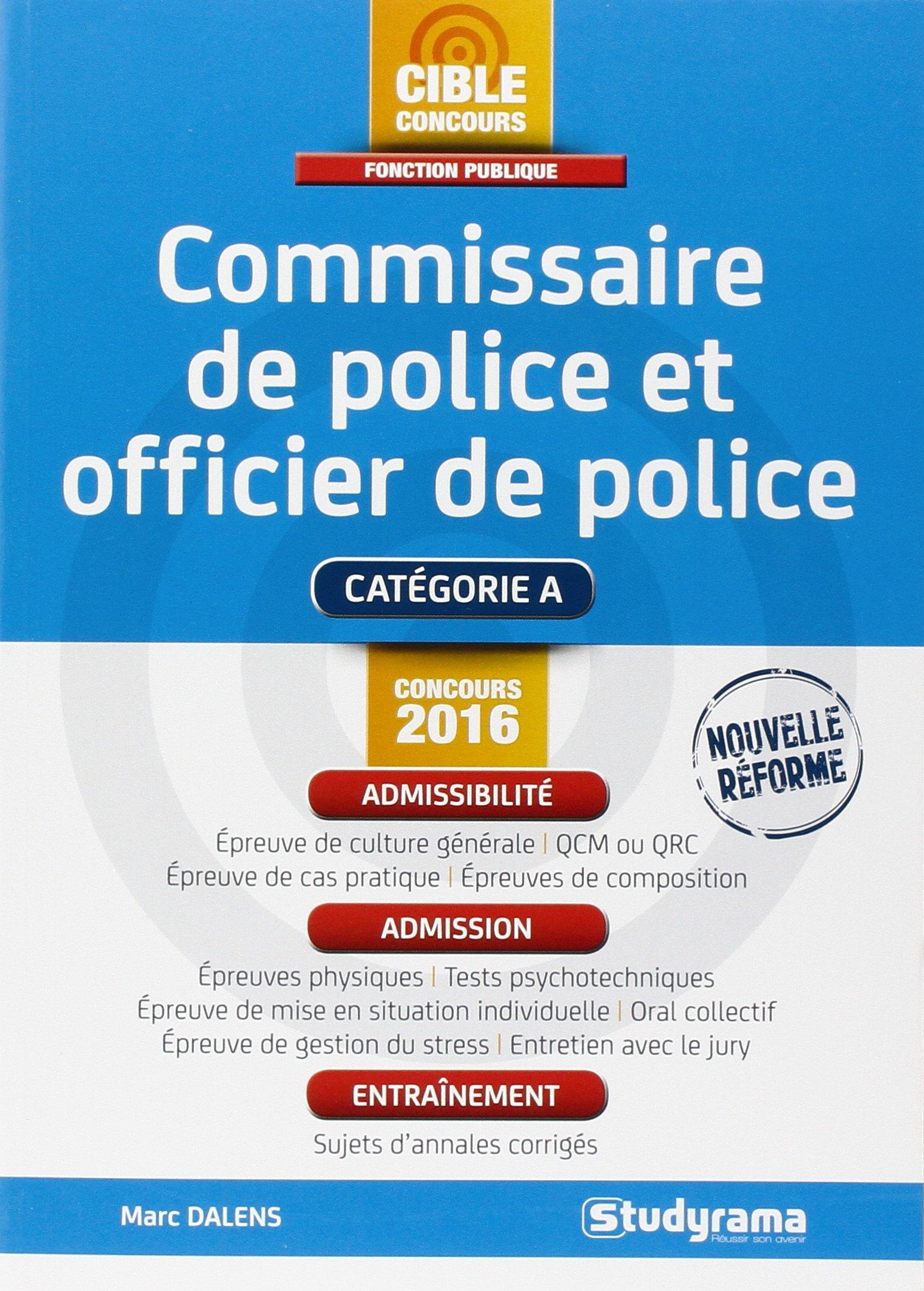Culture générale officier de police