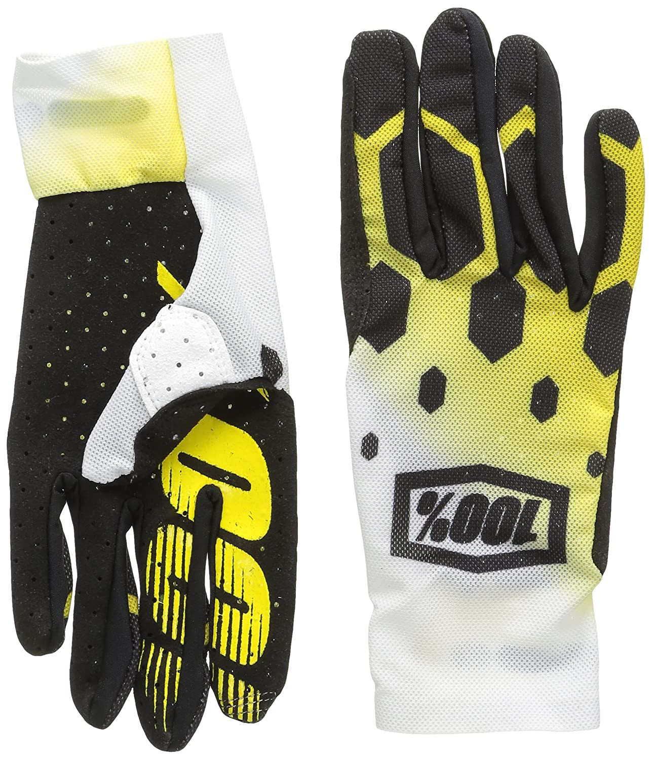 100 % Celium Gloves – Men 's B016AWKVJQ  Legacy Yellow Medium