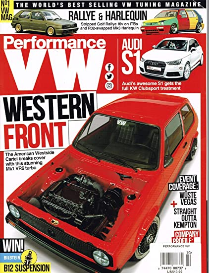 The worlds Best Selling VW Tuning Magazine UK 2017 Magazine