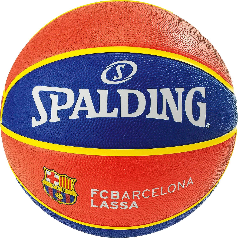Spalding EL Team FC Barcelona SZ.7 (83-776Z) Basketballs, Juventud ...