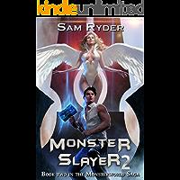 Protector: Monster Slayer 2 (The Monsterworld Saga)