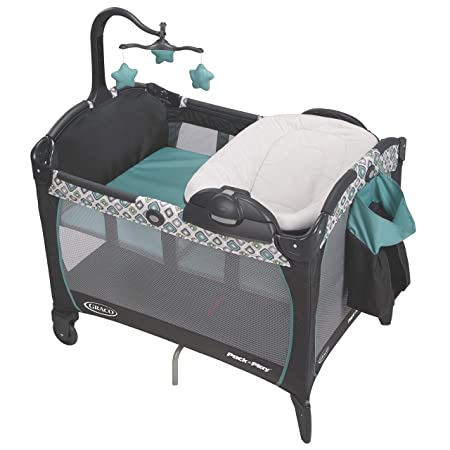 Graco Pack and Play Portable Seat Changer Playard | Amazon