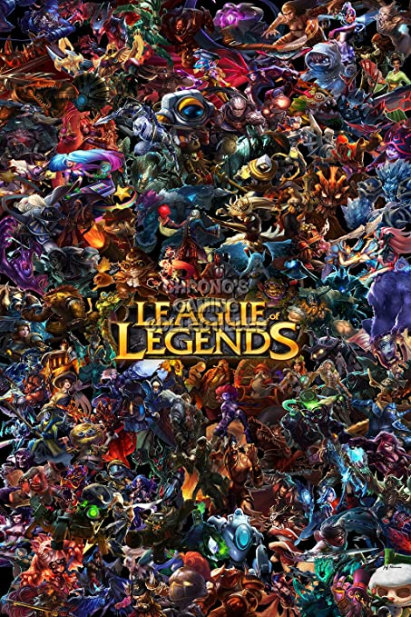 Final, sorry, league of legends all champions opinion