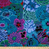 Kaffe Fassett Bekah Cobalt Fabric By The Yard
