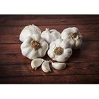 5 kg. Weißer Knoblauch