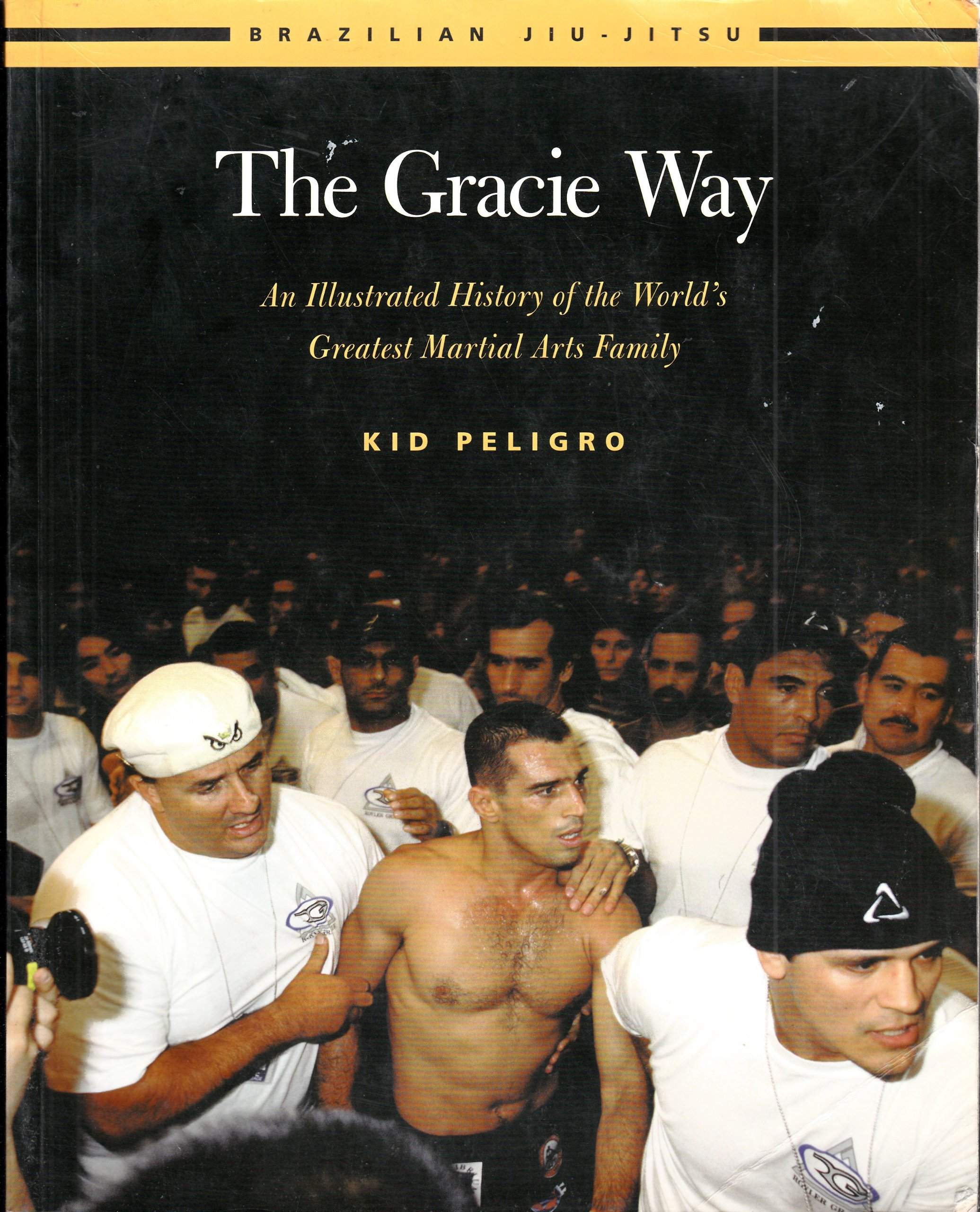Download Gracie Way an Illustrated History of The PDF