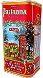 Partanna Extra Virgin Olive Oil | 33.8-Ounce Tin | Real Sicilian Extra Virgin Olive Oil (EVOO) | Italian Olive Oil…
