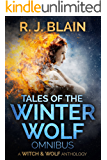 Omnibus - Tales of the Winter Wolf, Vol 1-5 (Box Set)