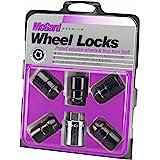 "McGard 24548 Black Cone Seat Wheel Locks(1/2""-20 Thread Size) - Set of 5"