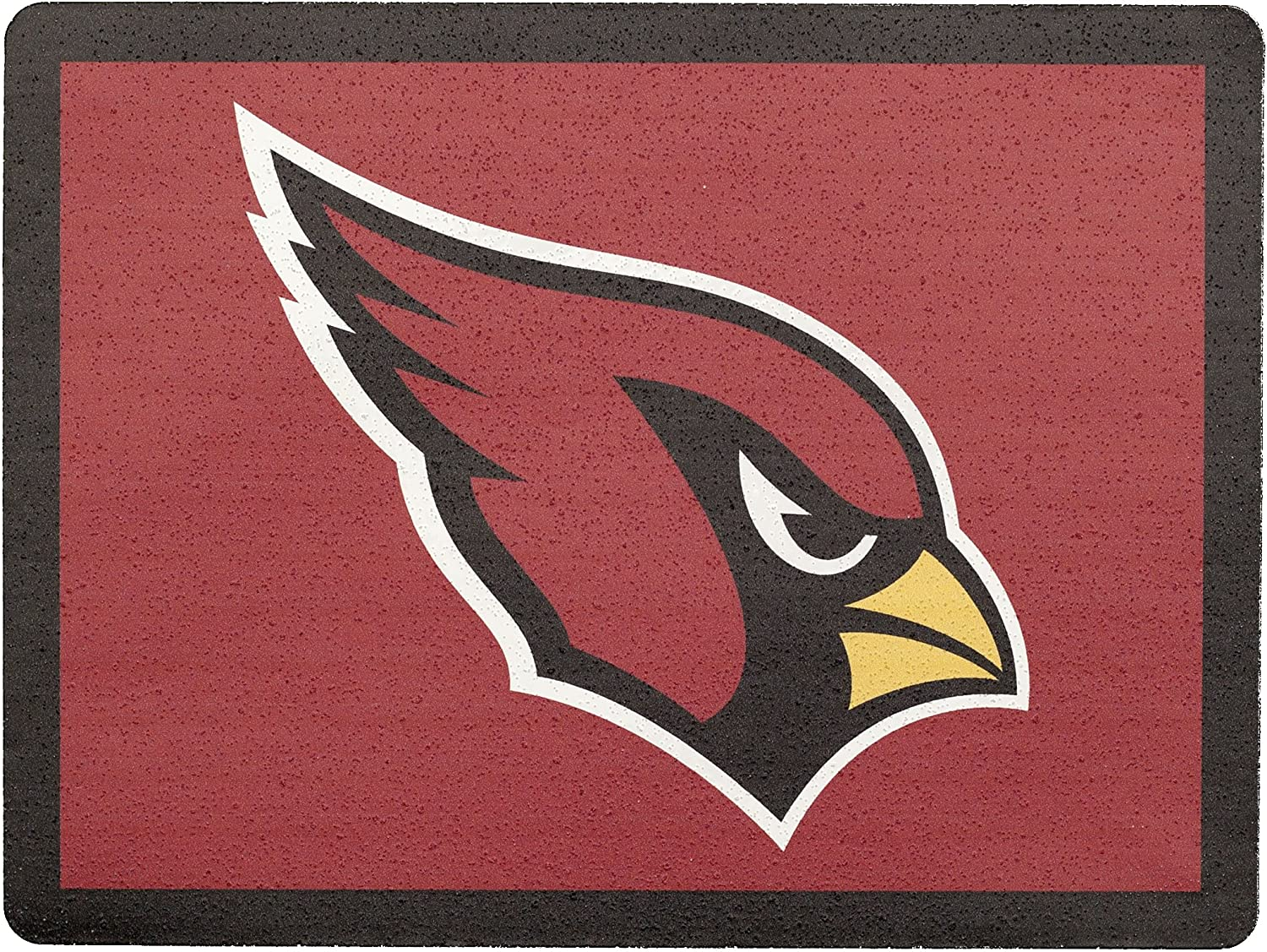 NFL Arizona Cardinals Address Logo Decal Applied Icon