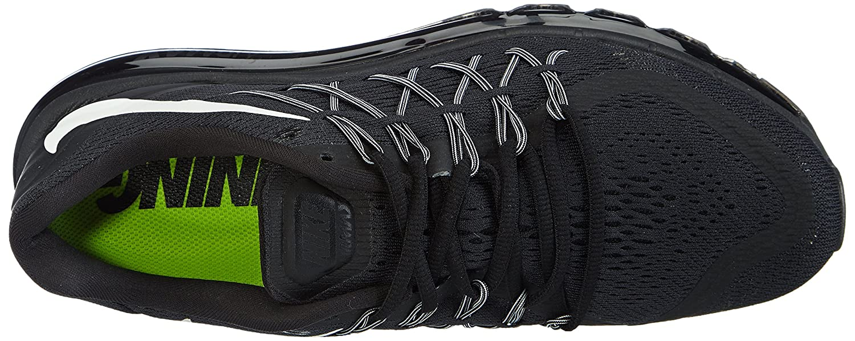 Nike Air MAX 2015, Zapatillas de Running para Hombre, Negro/Blanco ...