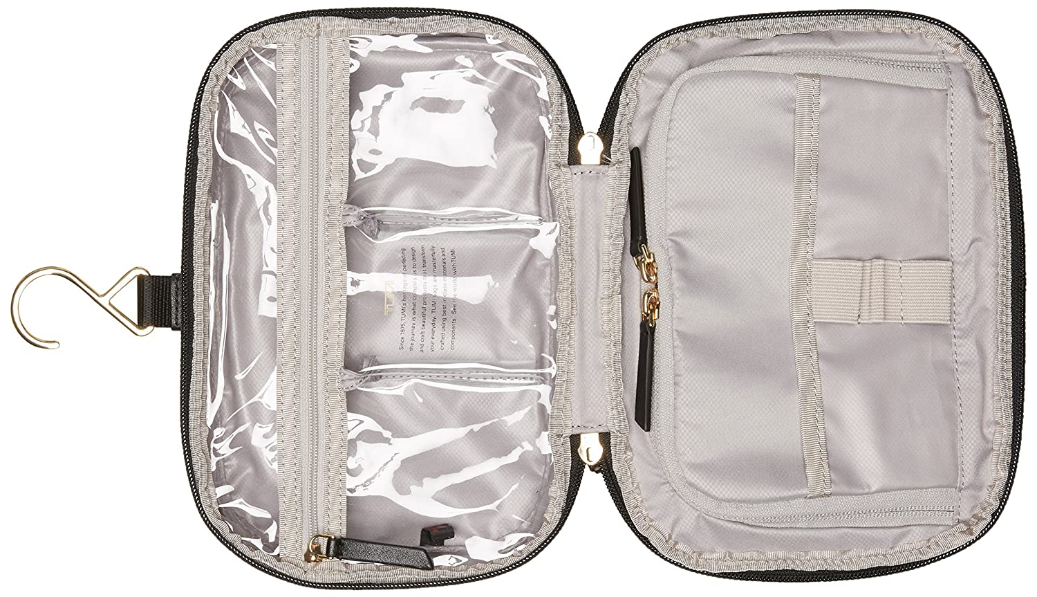 9fd24a57db20 TUMI - Voyageur Yima Cosmetic Bag - Luggage Accessories Travel Kit for Women