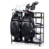 Milliard Golf Organizer - Extra Large Size - Fit 2 Golf Bags and Other Golfing Equipment and Accessories in This Handy…