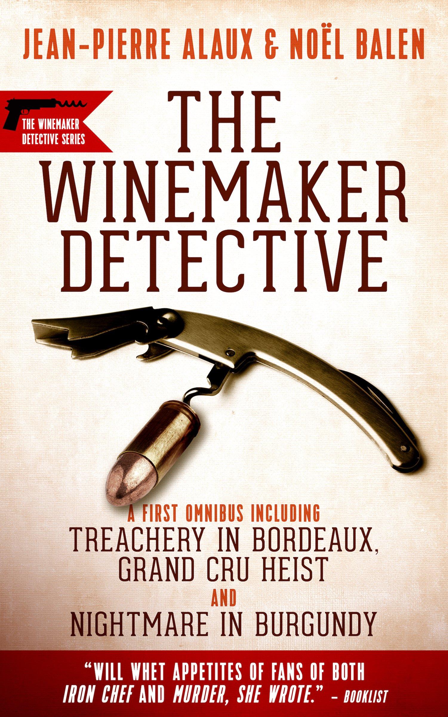 Winemaker Detective Mysteries Jean Pierre Alaux product image