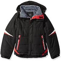 Boys' Big Active Puffer Jacket Winter Coat