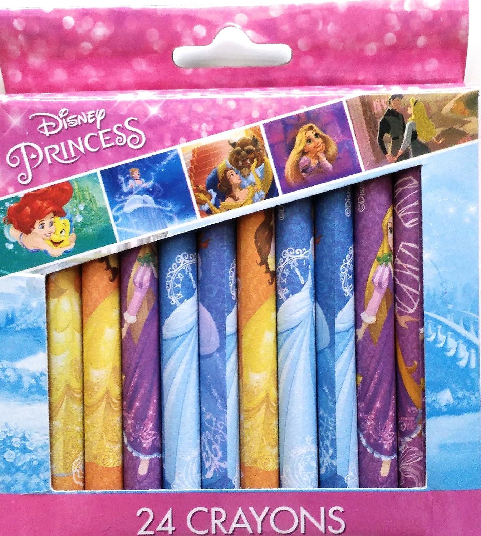 Disney Princess Childrens Crayons 24 ct.